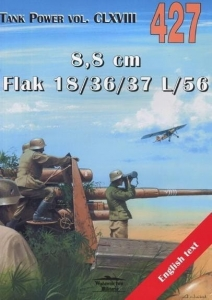 8,8 cm Flak 18/36/37 L/56. Tank Power vol.427