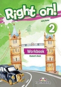 Right On! 2 WB + DigiBook EXPRESS PUBLISHING