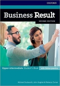 Business Result 2E Upper-Inter. SB+online practice