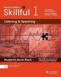 Skillful 2nd ed.1 Listening & Speaking SB