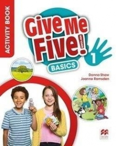 Give Me Five! 1 Activity Book Basic MACMILLAN