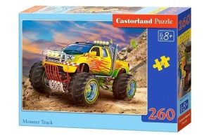 Puzzle 260 Monster truck CASTOR