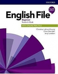English File 4E Beginner SB + online practice