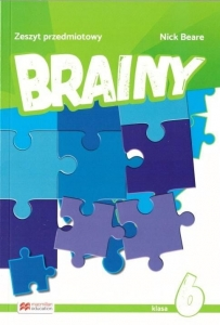 Brainy 6 Zeszyt do j. ang. MACMILLAN