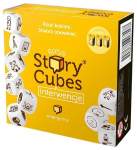 Story Cubes: Interwencje REBEL