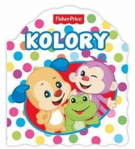 Fisher Price. Kolory