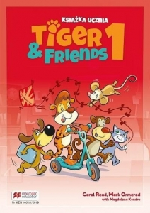 Tiger & Friends 1 SB MACMILLAN