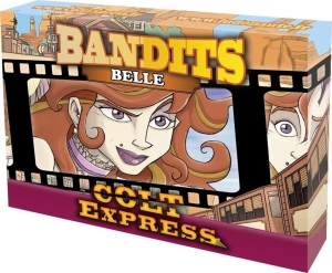 Colt Express Bandits - Belle REBEL